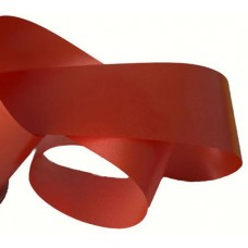 Wedding Car Ribbon Burnt Orange