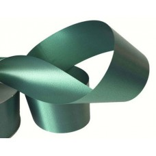 Wedding Car Ribbon Dark Green