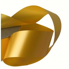 Wedding Car Ribbon Gold