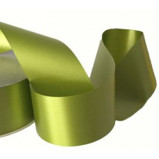 Wedding Car Ribbon Moss Green
