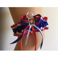 NRL Newcastle Knights Bridal Garter