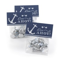 Nautical - Treat Topper Kit