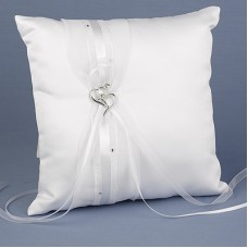 Heartfelt Whimsy Ring Pillow