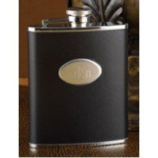 6 oz. Black Flask