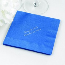 Royal Beverage Napkin
