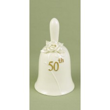 50th Pearl Rose Bell