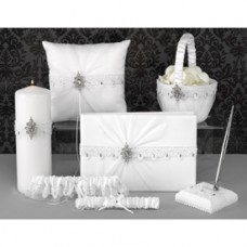 White Sparkling Elegance Collection