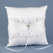 Faith & Love Ring Pillow