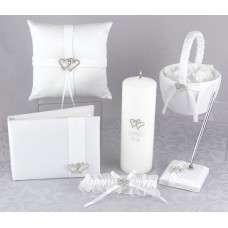 White With My Heart Collection Set