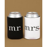 Mr & Mrs Can Coolers